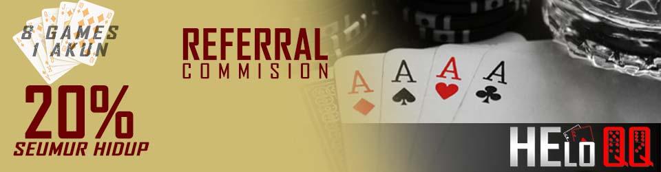 Bonus judi poker qq resmi